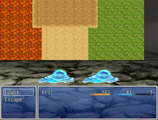 Battle Background
