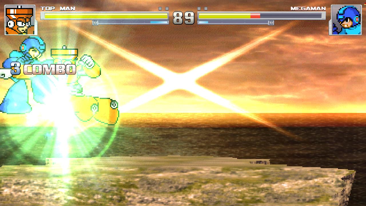 Super Smash Bros. Brawl - Sunset